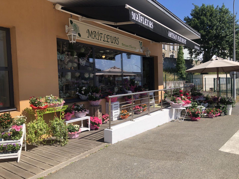 Fleuriste-Douarnenez-Maifleurs